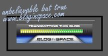 Blogsinspace